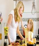Dinh dưỡng cho phụ nữ sau khi sinh con