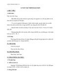 Giáo án Hóa học 10 bài 26: Luyện tập nhóm Halogen – GV.Ng Minh Hoàng