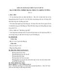 Giáo án bài 31: Phương trình trạng thái của khí lí tưởng - Lý 10 - GV.T.Tiên