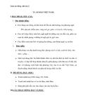 Giáo án bài Tà áo dài Việt Nam – Tiếng việt 5 - GV.Hoàng Thi Thơ