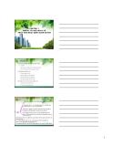 Chương 1 : Những vấn đề chung về phân tích hoạt động kinh doanh