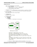 Lesson Plan 07: Measurement 2 - Quantity