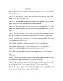 Các câu hỏi ôn thi Quản trị học