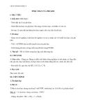 Giáo án bài 25:  Tính chất của phi kim – hóa học lớp 9