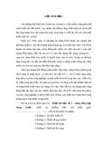 Đồ án: Thiết kế Bến số 1 - Cảng tổng hợp Dung Quất