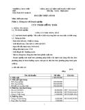 Bài tập thực hành môn Kế toán máy (Trường CĐCN Việt Đức)