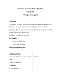 Giáo án bài Ôn tập về tả người - Tiếng việt 5 - GV.Bùi Văn Nam