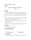 Giáo án bài Luật bảo vệ chăm sóc và giáo dục trẻ em - Tiếng việt 5 - GV.N.P.Hà