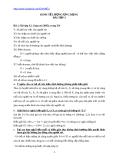 Kinh tế lượng ứng dụng - Bài tập 3