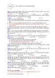 Dạng 5.2 Trấc nghiệm về nguyên tố nhóm halogen