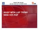 Nhập môn lập trình web với PHP - Bài 3: CSS cơ bản