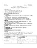 Giáo án Ngữ văn lớp 6 – Tác phẩm Lượm - Tố Hữu