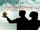 Đề tài Hoạt động các công ty chứng khoán Việt Nam thực trạng và giải pháp
