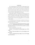 Đề tài Giải pháp tăng cường huy động vốn của các doanh nghiệp nhà nước tại Việt Nam