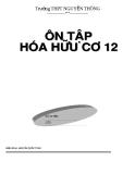 Ôn tập hóa hữu cơ 12 - Trường THPT Nguyễn Thông