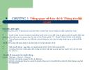 Tổng quan về báo chí & Thông tin đối ngoại