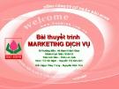 Tiểu luận:Thiết kế quy trình mua hàng hóa xuất khẩu qua điện thoại của Bảo Minh
