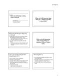 Chương 3.4: Kiểm soát chất lượng sử dụng công cụ thống kê