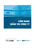 Cẩm nang quản trị công ty (Chương trình Tư vấn của IFC tại Đông Á - Thái Bình Dương)