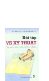 Ebook Bài tập vẽ kỹ thuật - PGS. Trần Hữu Quế