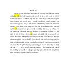 Tiểu luận: Ứng dụng quy luật chuyển hóa từ những sự thay đổi về lượng sang những sự thay đổi về chất và ngược lại trong vấn đề học tập rèn luyện của sinh viên