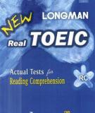 Giáo trình Longman New Real TOEIC - Actual Test for Reading Comprehension