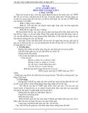 Chuyên đề: Ôn tập củng cố kiến thức Ngữ văn lớp 9