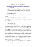 Chuyên đề Ngữ văn 9: Chuyện người con gái Nam Xương