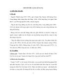 Chuyên đề Ngữ văn lớp 9: Lặng lẽ Sa Pa