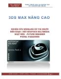 3DS Max nâng cao - Nghiên cứu Modeling cơ thể người