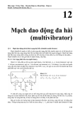 Kỹ thuật điện tử - Mạch dao động đa hài (multivibrator) - Võ Kỳ Châu