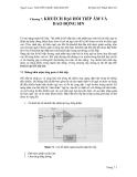 Kỹ thuật điện tử - Khuếch đại tiếp âm và dao động sin - Nguyễn Ngọc Mai Khanh