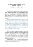 Hệ thống máy phay CNC thực tế- Ảo  phiên bản Lạc Hồng