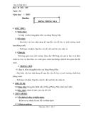 Giáo án Ngữ văn 6 bài 31: Động Phong Nhaa