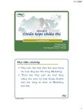 Bài 9: Chiến lược chiêu thị