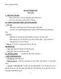 Giáo án Ngữ văn 6 bài 32: Tổng kết phần Văn bo