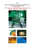 Chuyên đề: Nghiên cứu khảo sát về hiện trạng và xu hướng ứng dụng các công nghệ mới trong ngành cơ khí chế tạo Việt Nam