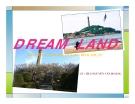 Tiểu luận: Dream Land Mũi Kê Gà - Hàm Thuận Nam - Bình Thuận