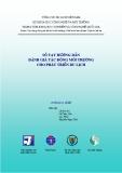 Sổ tay hướng dẫn đánh giá tác động môi trường cho phát triển du lịch