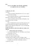 Bài 6: Công tác tư tưởng của tổ chức cơ sở Đảng  và nghiệp vụ công tác tư tưởng