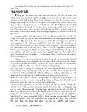 Tiểu luận: Tư tưởng Hồ Chí Minh về vấn đề đại đoàn kết dân tộc