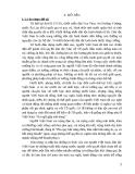 Tiểu luận: Hệ  tư tưởng nho giáo Việt Nam