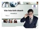 Thuyết minh: Văn hóa kinh doanh công ty Vinamilk