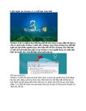 Thủ thuật giúp bạn làm chủ Windows 8