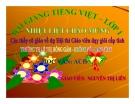 Bài giảng Tiếng Việt 1 bài 81: Học vần ACH