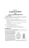Kỹ thuật sữa chữa hệ thống điện trên ô tô - Chương 11: Hệ thống điều hòa không khí