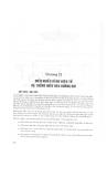 Kỹ thuật sữa chữa hệ thống điện trên ô tô - Chương 12: Điều khiển bằng điện tử - hệ thống điều hòa không khí