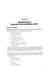 Kỹ thuật sữa chữa hệ thống điện trên ô tô - Chương 3: Điều khiển động cơ bằng điện tử của hãng General Motor