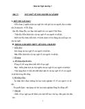 Giáo án Ngữ văn 7 bài 19: Tục ngữ về con người và xã hội