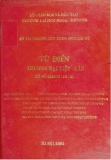 Đề tài: Từ điển thương mại Việt - Hàn